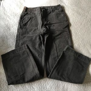 Carhartt work pants size 2 short
